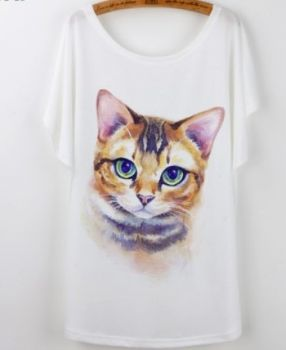 T-Shirt Aquarell