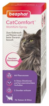 CatComfort® Wohlfühl-Spray, 60ml in Stress - Situationen